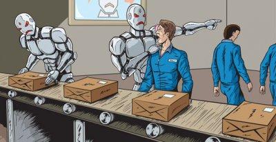 Билл Гейтс просит ввести налог на роботов