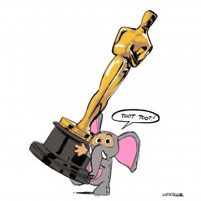 """По поводу """"скандального Оскара"""""""