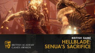 BAFTA 2018 (14th British Academy Games Awards)