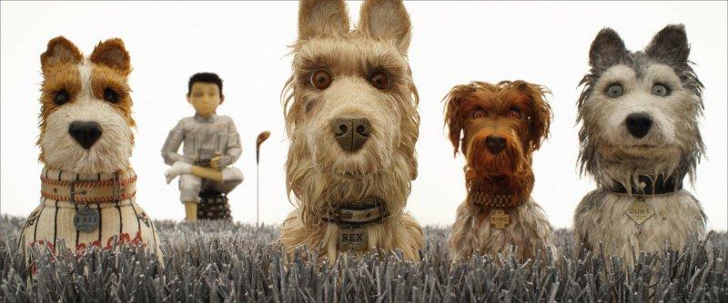 Остров собак. Собачий фоллаут. Мини-рецензия