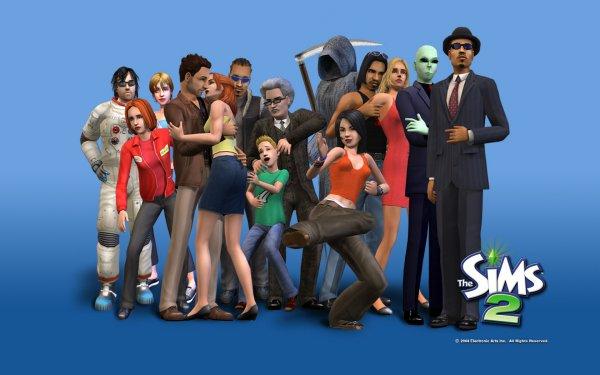 Запускаем The Sims 2 из Origin (полную версию)
