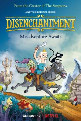 Разочарование (Disenchantment). Рецензия