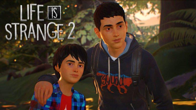 Брат, братан, братишка. Рецензия Life is Strange 2 (эпизод 1)